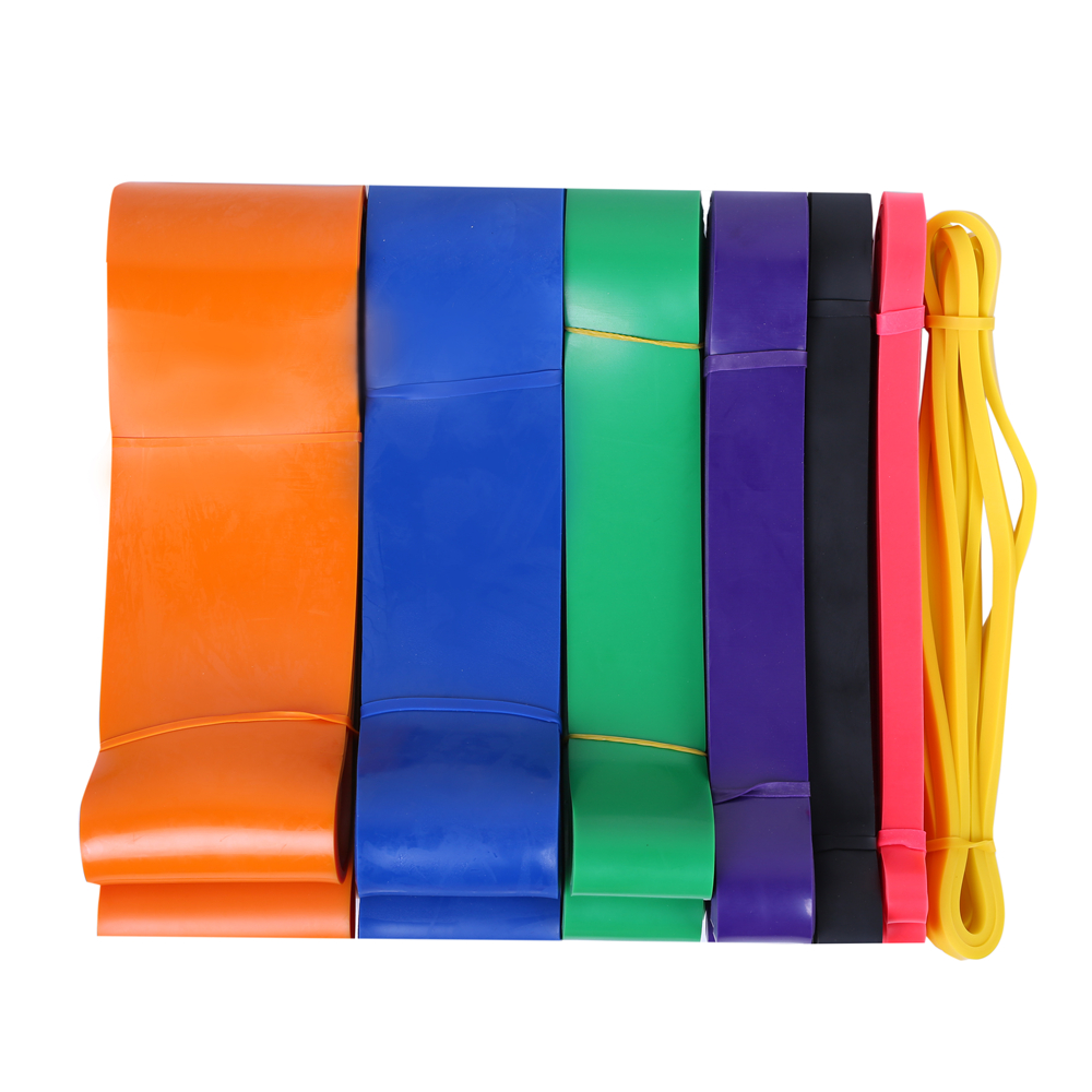 Multifunction Elastic Resistance Bands Elastic For Fitness Pilates Workout Latex Tube Pull Rope Training Rope Exercise Fitness