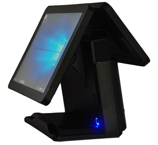 Touch pos pc afanda gl-1512 intel celeron j1800 touch pos pc
