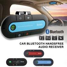 Vehemo автомобильный bluetooth-адаптер для громкой связи, беспроводной аудиоприемник для автомобиля, автомобильный стерео Bluetooth ручной автомобильный bluetooth-приемник