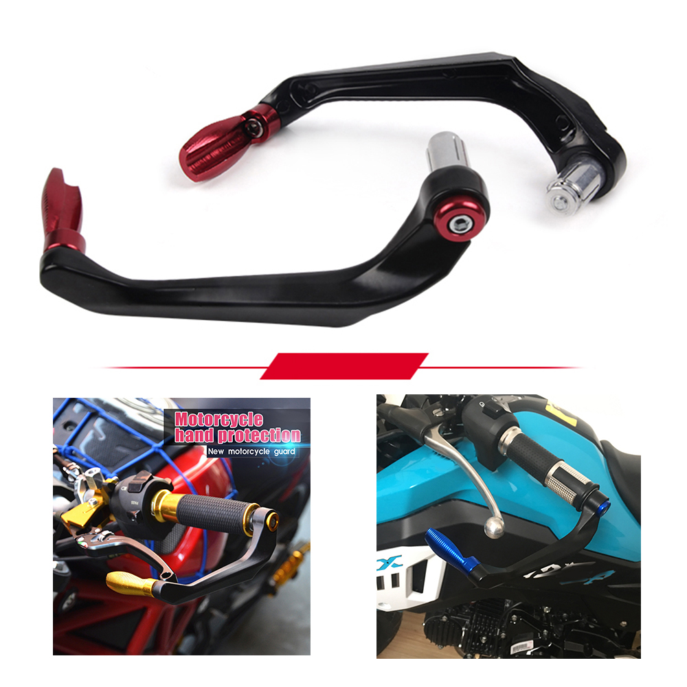z83 Motorcycle 22mm Handguard scooter Hand Guard ATV Protector for honda cb190r <font><b>xmax</b></font> <font><b>400</b></font> <font><b>yamaha</b></font> virago xtz 125 moto accessories image