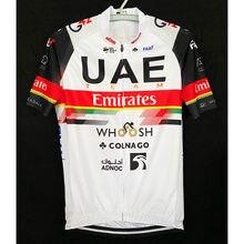 Camisa da bicicleta dos emirados árabes unidos da equipe uci 2021 nova colnago ciclismo camisa divisa downhill maillot vestido hombre camisa masculina tricota