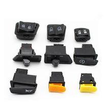 1 Pc 2-pin elektryczny przełącznik uruchamiający przycisk włącznik silnika dla skuter motorower gokart tanie tanio CVBNVN CN (pochodzenie) USB do Ładowania Urządzeń