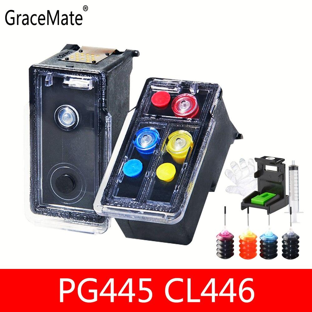 Compatible Canon Pixma MG2545S MG2540 MG2440 MG2540S MG3040 MG2400 TS3140 MG3040 Printer Refillable Cartridges Mg2540 For Canon