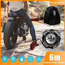 Nagłośnienie odtwarzacz MP3 wodoodporny motocykl z głośnikami Radio TF USB Bluetooth dla unikalnych części przenośny do samochodu ozdoby tanie tanio VODOOL NONE CN (pochodzenie) Main Unit