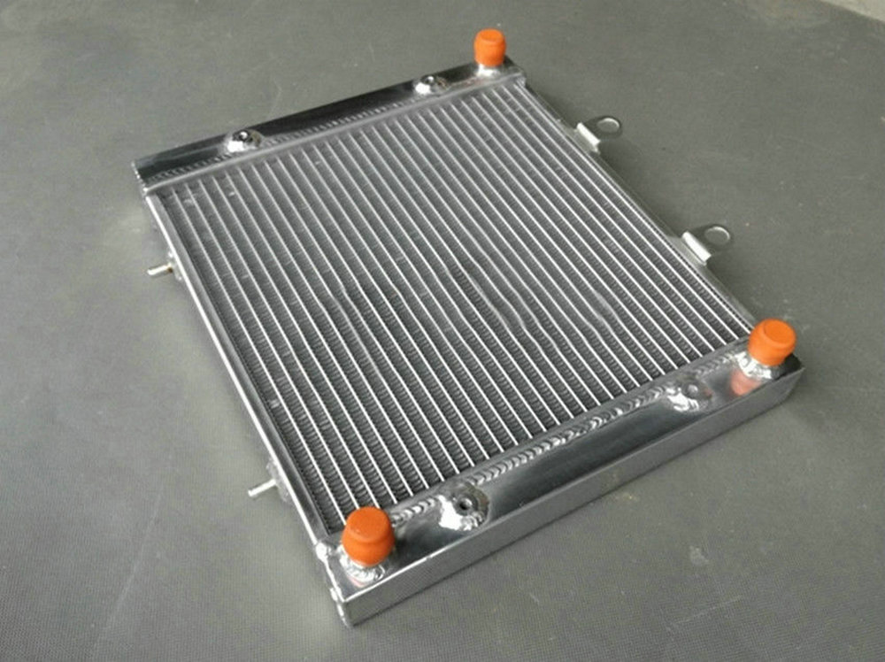 ALUMINUM RADIATOR Polaris Sportsman 500 2004-2008 2005 2006 2007 04 05 06 07