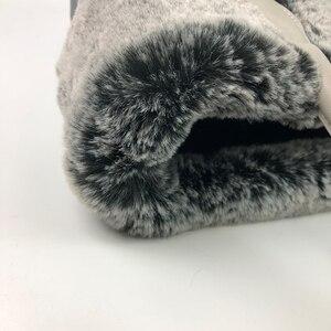 Image 2 - 11 renkler peluş Trim termal düzeltir klasik Mini boy O çanta Obag çanta aksesuarları