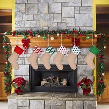 Durable Unique Portable Bag Hang Buckle Christmas Stocking Metal Hook Festive Party Supplies