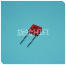 10 adet kırmızı WIMA MKP10 0.33UF 100V p7.5mm orijinal yeni MKP 10 334/100V ses 330nf film 334 PCM7.5 sıcak satış 0.33 uf/100 v