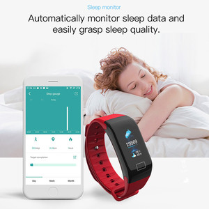 Image 3 - F1 Plus Smart Band Blood Pressure Waterproof Color Screen Sports Bracelet Heart Rate Monitor Wristband