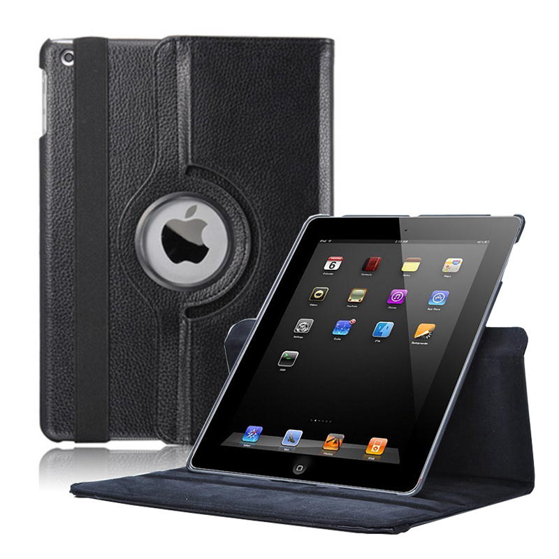 Cover For IPad Air Model A1474 A1475 A1476 Retina Case,Auto Sleep Cover For Ipad Case Air 2013 Release 360 Degree Rotating Cases