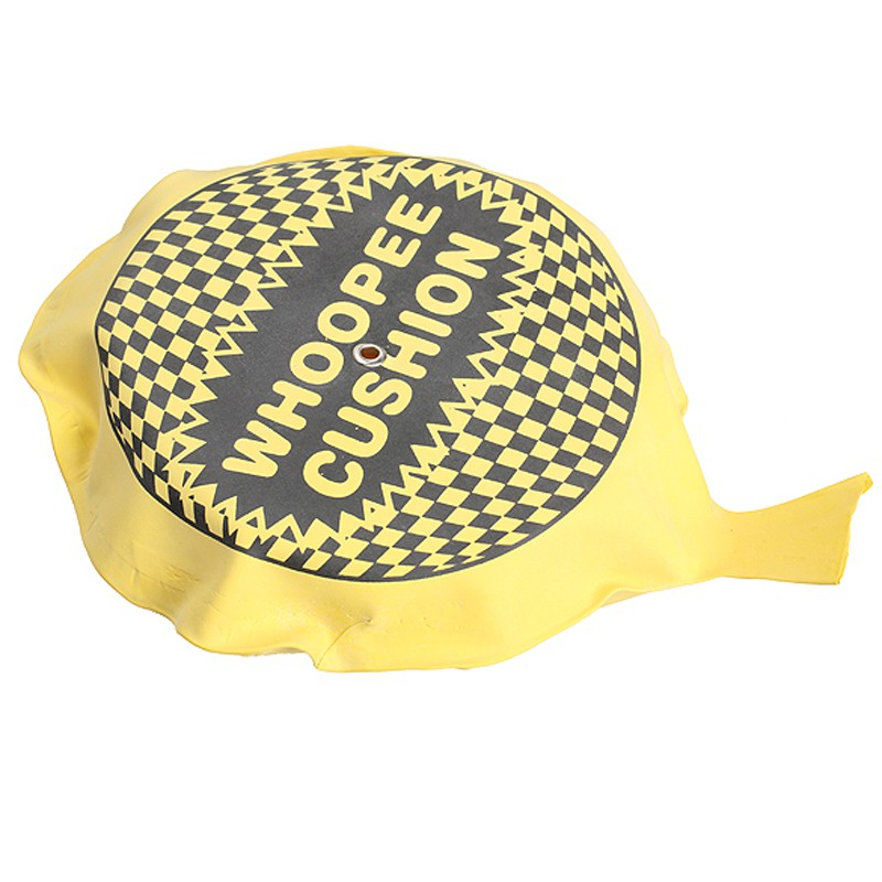 Pillow Creative Funny Gadgets Tricky Toy Whoopee Cushion Jokes Gags Pranks Maker Trick Fun Toy Fart Pad