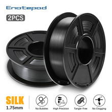 Unicepad nuovo 1kg 1.75mm PLA filamento di seta stampante 3D filamento confezionamento sottovuoto magazzini all'estero