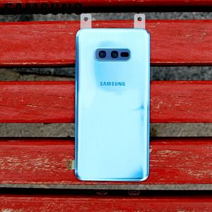 Image 4 - Samsung funda trasera para teléfono móvil Samsung Galaxy S10e, carcasa trasera para teléfono móvil Samsung Galaxy S10e SM G9700