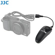 JJC RCA 2II interruptor de Cable para cámaras Ricoh GR III/GR II/GR DIGITAL IV/GR 800SE/Theta S sustituye a Ricoh CA 3
