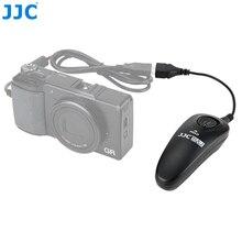 JJC RCA 2II przełącznik przewodu zapłonowego dla Ricoh GR III/GR II/GR/GR cyfrowy IV/GR 800SE/Theta S kamery zastępuje Ricoh CA 3