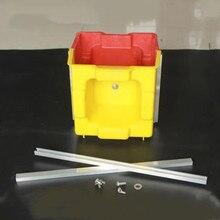 Cement/Concrete-Paving Mold Construction Interlocking-Brick/block Hollow Plastic Economy