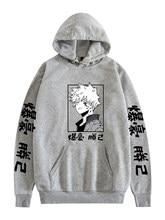 2021 novo ataque gigante dos desenhos animados carta impressão marca roupas masculinas casuais esportes quentes hoodie unisex casal camisola