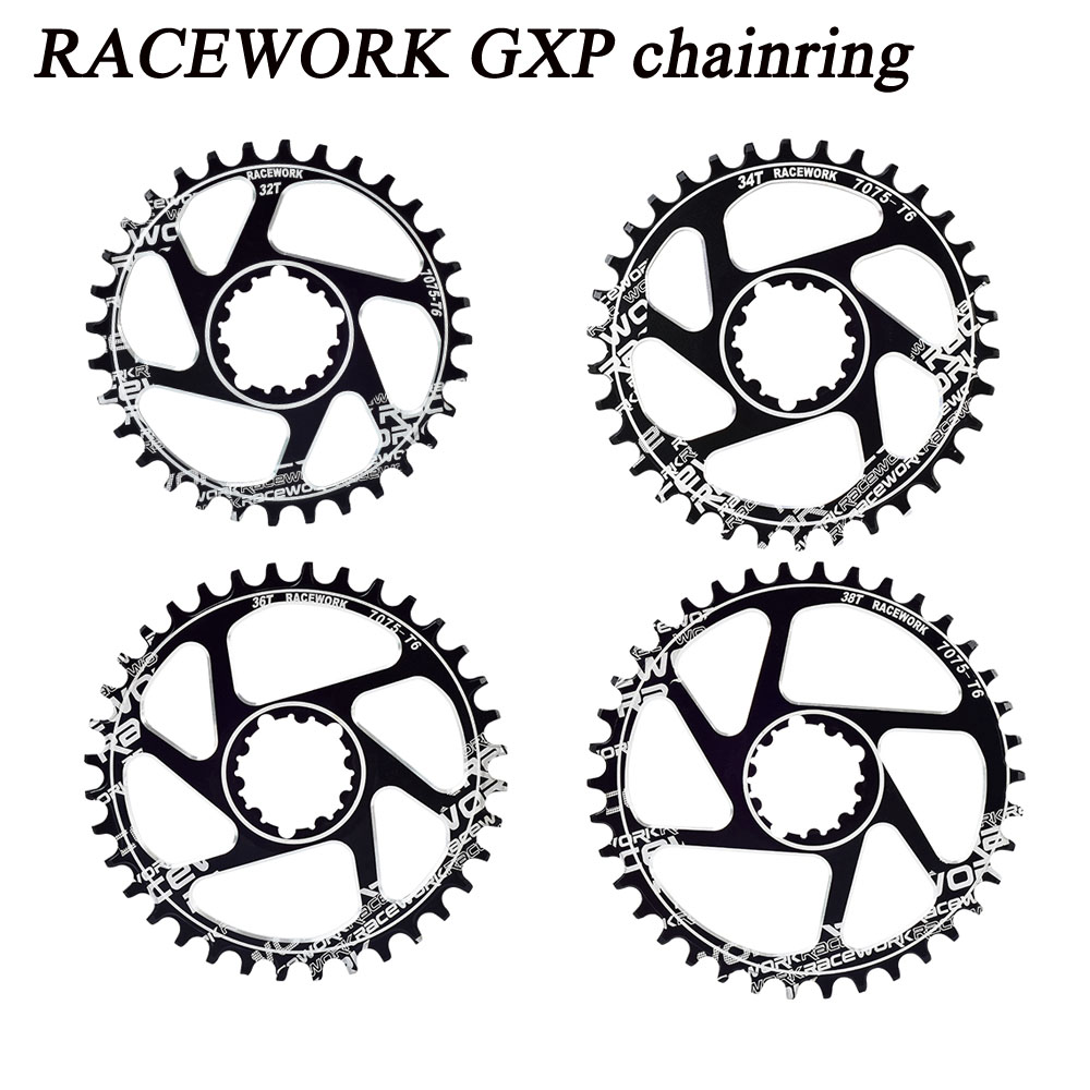 Durable Crank Spider Adapter Convertor for XX1 X0 X9 Single Speed Chainring