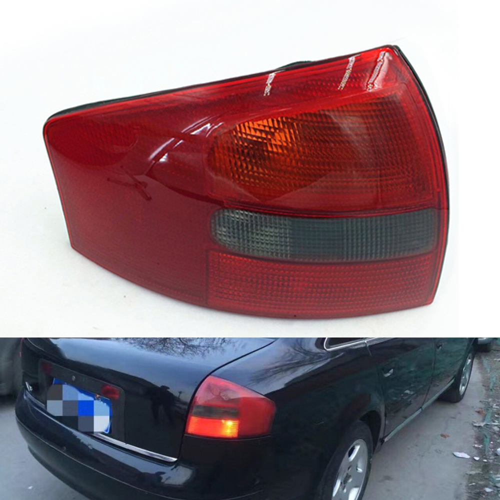 For <font><b>Audi</b></font> <font><b>A6</b></font> <font><b>C5</b></font> <font><b>1999</b></font> 2000 2001 2002 Car Light Assembly Rear Tail Light Turning Signal Brake Lamp Warning Bumper Light image