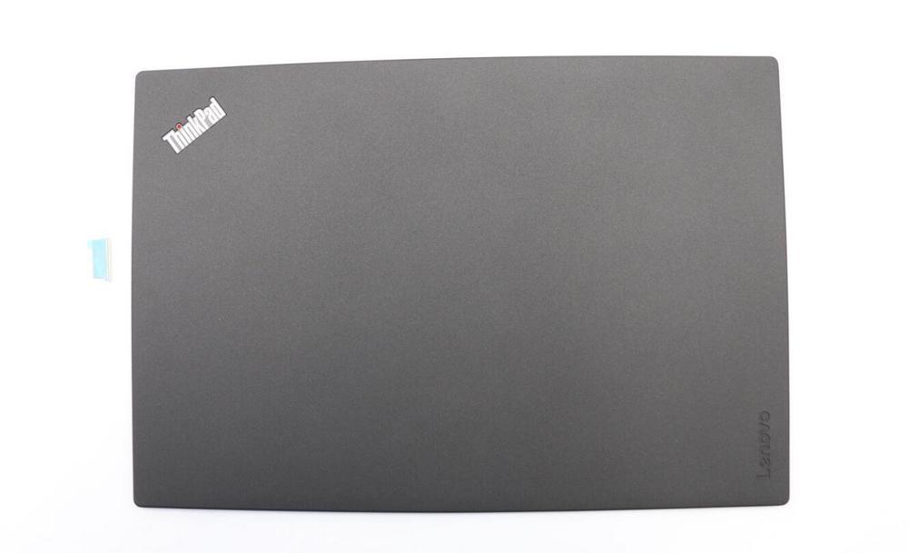 Novedad para Lenovo ThinkPad X260 X270, carcasa con tapa trasera LCD de alta resolución, AP0ZJ000600 SCBOK88291 01AW437