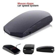 Super Drop Ship Fahsion Type Mouse V3 Laser Speed Of 360 degree Voice Warning Car Electronic Dog Radar Detector