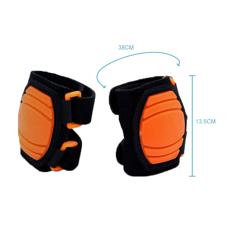 Biking ONT Children Elbow Bandage 1 Pair Adjustable Girls Boys Elbow Pads Neoprene Elbow Brace for Cycling Games Handball Volleyball Scooters Soccer
