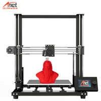 Anet A8 Plus Imprimante 3D Impresora imprimantes grande taille Imprimante Reprap i3 kit de bricolage 3D avec Filament cadeau carte SD
