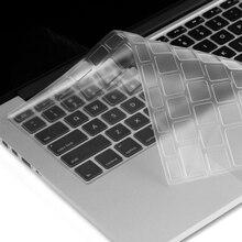 лучшая цена Keyboard Cover Skin Film Silicone Waterproof for Apple MacBook Pro 11/12/13/15'' Protector All Series Silicone Keyboard Cover