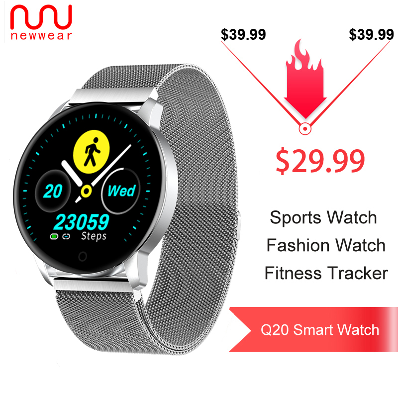Good quality and cheap newwear q9 smart watch in Store Xprice