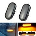Светодиодный указатель поворота для Dacia Duster Dokker Lodgy Renault Megane 1 Clio1 2 KANGOO ESPACE Smart