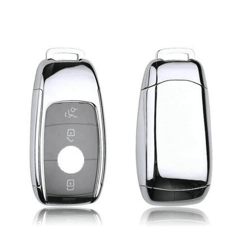Hight quality Tpu Car Key Cover Case Shell Bag Protective Key Ring For Mercedes Benz 2017 E Class W213 2018 S class Accessories|Key Case for Car| |  - title=