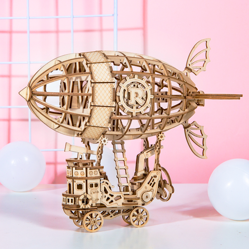 Robotime New Arrival DIY 3D Gramophone Box,Pumpkin Cart Wooden Puzzle Game Assembly Popular Toy Gift for Children Adult TG408 Popular Toys cb5feb1b7314637725a2e7: TG302 Pumpkin Cart|TG406 Hot Air Ballon|TG407 Airship|TG408 Gramophone