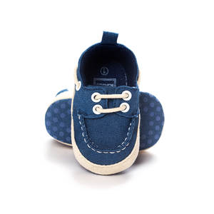 Canvas Sneakers Shoes Babe Soft-Sole Non-Slip Toddler Baby Boys Fashion New
