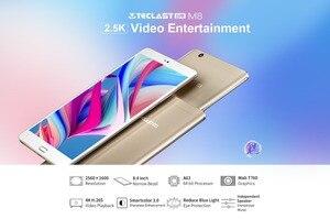 Image 2 - Teclast M8 8.4 inch  2560x1600 Quad Core 4K Video G Sensor Tablets 3GB RAM 32GB ROM Wifi Dual Camera Android Tablet