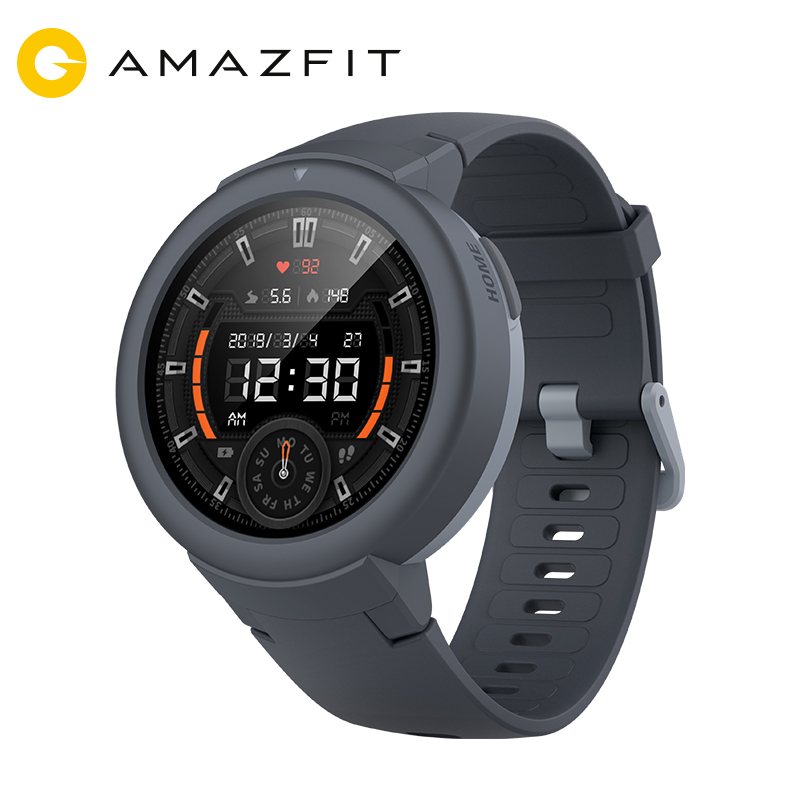 Amazfit Verge Lite English Version GPS Smart Watch 1 3 AMOLED Screen Upgraded HR Sensor 20
