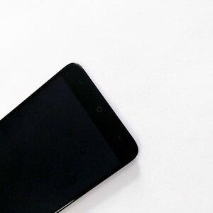 "Image 4 - % 100% test için TP bağlantı tp link Neffos C7 dokunmatik LCD ekran ekran sensörü meclisi 5.5 ""Neffos C7 TP910A TP910C cep telefonu + aracı"
