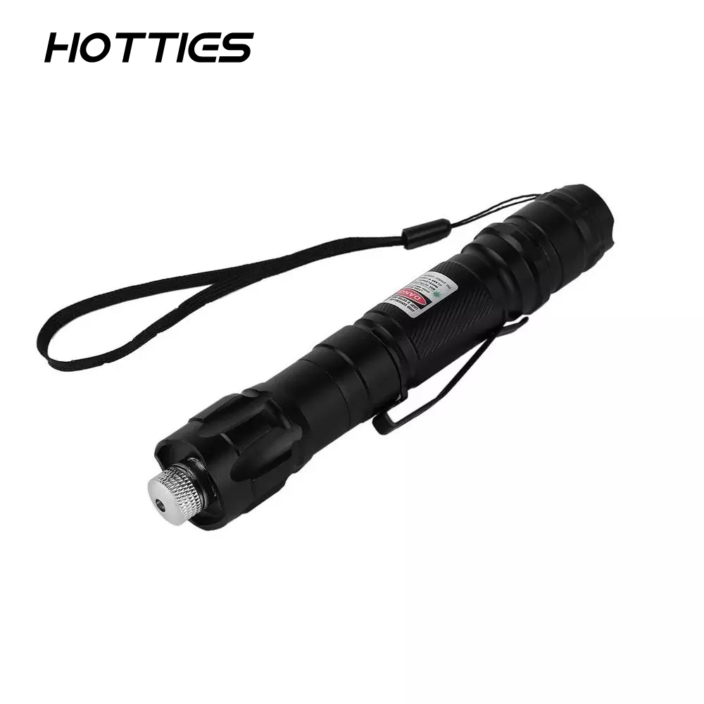 1 Pcs 8000M Pointer 5 Miles 532nm Portable Green Laser Pointer Strong Pen High Powerful Lightweight Low Consumption
