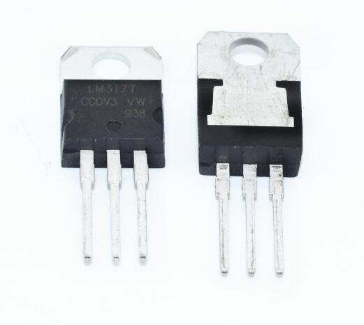 5 x LM317LZ LM317L LM317 0.1A Voltage Regulator IC FREE SHIPPING