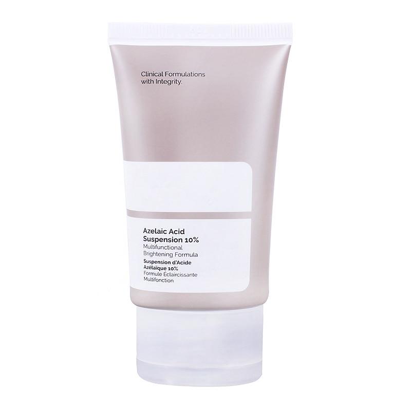 Основа для макияжа Azelaic Acid Suspension 10% Обычная многофункциональная формула осветления Крем праймер антиокислительный