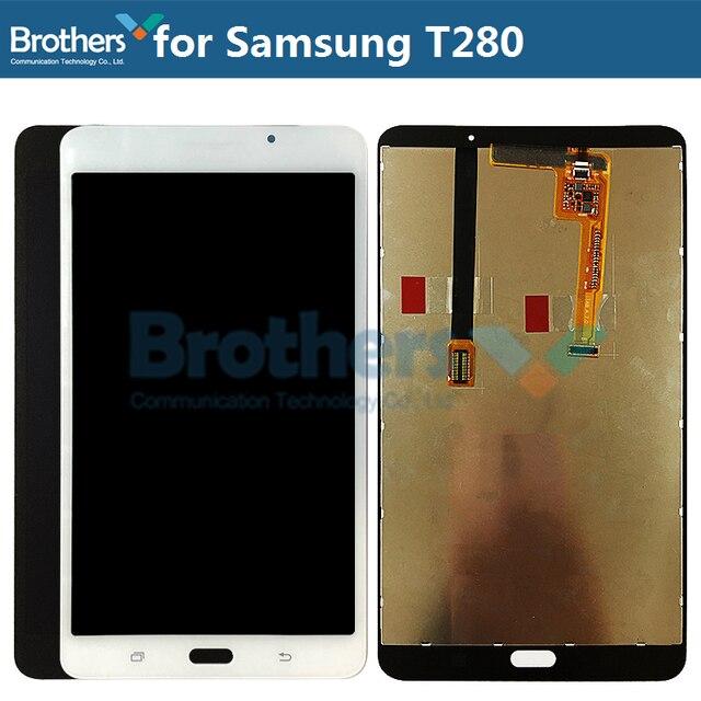 Écran pour Samsung Galaxy Tab A 7.0 2016 T280 T285 écran LCD avec écran tactile numériseur SM-T280 SM-T285 écran LCD panneau Test