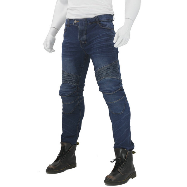 Nouveau KOMINE pantalons de Moto hommes Moto Jeans équipement de protection équitation Touring pantalons de Moto Motocross pantalons Pantalon Moto 5