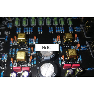 Image 3 - 1PC V5i S HiFi Audio Single Op Amp Upgrade Replace V4i S AD797 MUSES03 OPA627 LME49710 OPA604 AMP9927 for DAC Preamp  Amplifier
