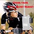 Talkie walkie casque de vélo casque Bluetooth casque de Ski de sport écouteur de cyclisme sans fil pour Hytera Motorola Baofeng Kenwood