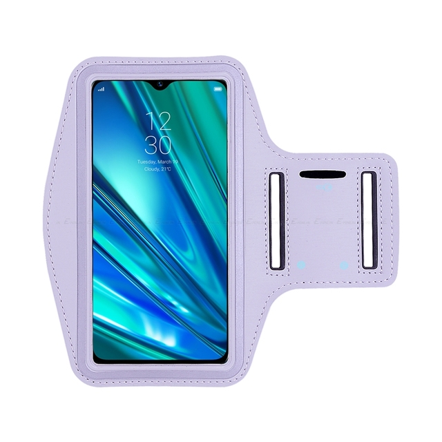 Running Sports Gym Armband Exercise Phone Case Cover For Realme X2 Pro