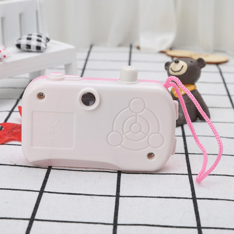 Projection Digital Camera Toy Educational Toy Simulation Play Toys Gift For Kids Q6PD