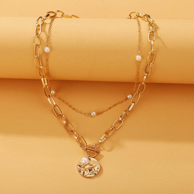 multi-layer elegant necklace 3