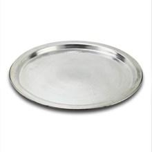 Morya Copper Kunefe Famous Dish Dessert Serving Plates Presentation Tray Aleppo Kunefe Original High Quality Plate 34-36 cm
