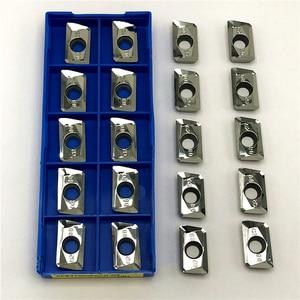 Image 5 - APKT1135 APKT1604 APGT1604 SEHT1204 RCGT1204 RCGT10T3 di Alluminio Fresatura utensile di tornitura CNC tornio strumenti di Duro Della Lega di strumento di Fresatura