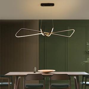 Современные светодиодные подвесные светильники для гостиной, столовой, спальни, светильник, креативный дизайн, светодиодные подвесные све...