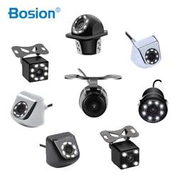 Car Rear View Camera 4 LED Night Vision Reversing Auto Parking Monitor Universal Waterproof Universal Backup Reverse Parking Cam
